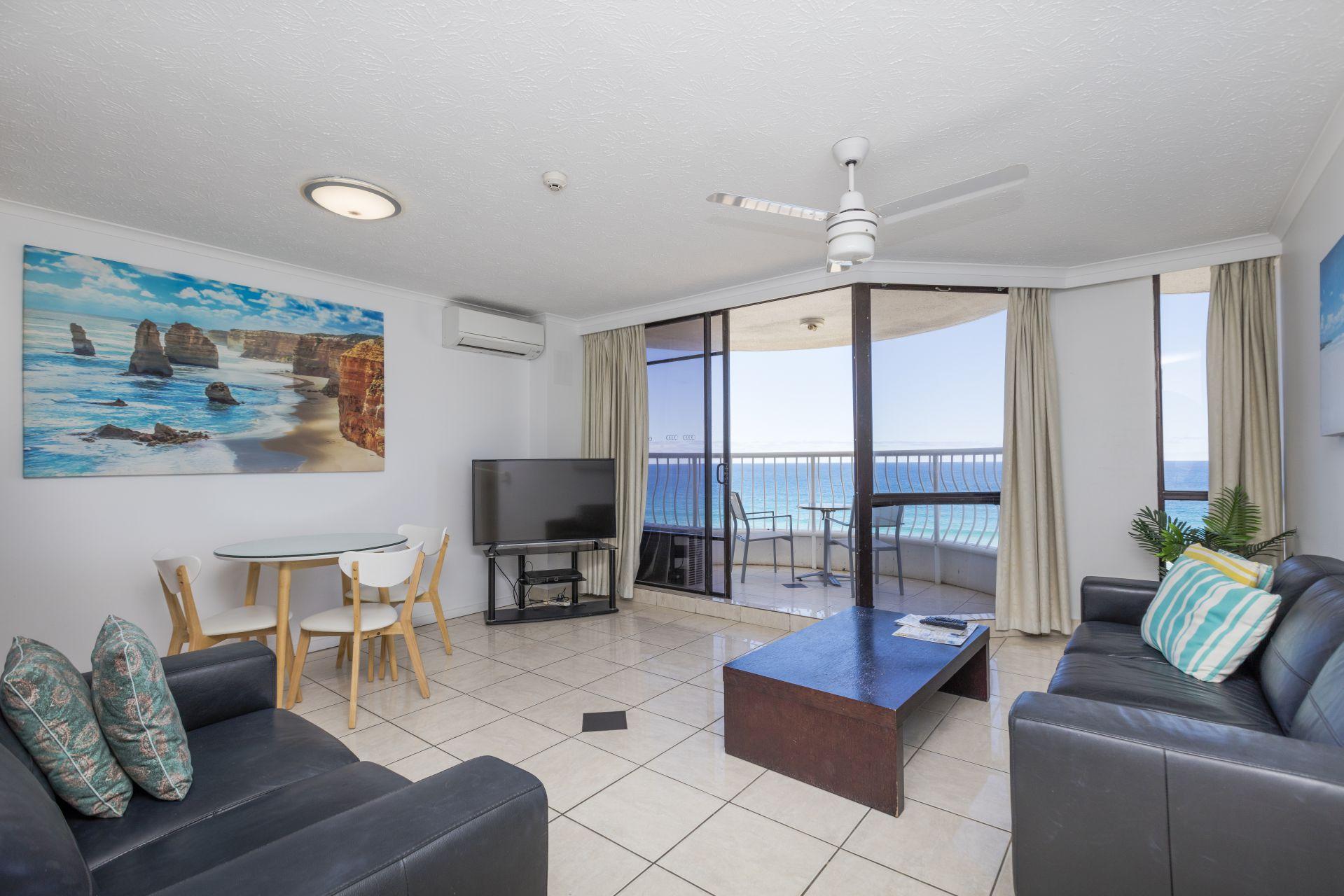 1 Bedroom Deluxe Apartment